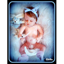 Vendo Linda Bebe Reborn Gabrielle - Imperdível