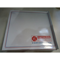 Álbum Formatura 15x21 Universal Azul ( Leia O Anúncio )