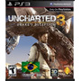 Uncharted 3 Ps3 Psn Mídia Digital Dublado 40 Gb Jogue Hoje