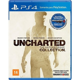 Jogo Uncharted The Nathan Drake Collection Ps4 Playstation 4