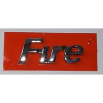 Emblema Fiat Mille E Palio Fire