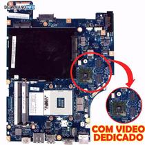 Placa Mãe Lenovo Ideapad G460 Z460 La-5751p C/ Video (6552)