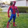 Cosplay Fantasia Spider Man 3d Perfeito Encomenda Modelo