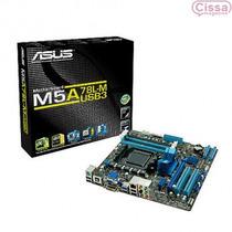Mb M5a78l-m/usb3 Asus 1 Pci Express 1x Am3+ Frete Grátis