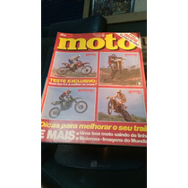Revista Moto Quatro Rodas 1983