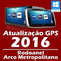 Atualização Gps Igo Mapas Foston, Bak, Midi, Powerpack