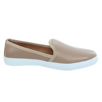 Tenis Suede Nude New Via Uno