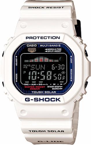 70ad5f9e2ee Relógio G Shock Gwx 5600c-7 G Lide Tough Solar