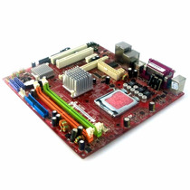 Placa Mae Desktop Positivo Ms-7267 Ver: 5. 1
