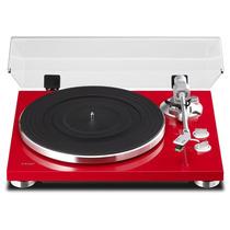 Vitrola Toca Disco Teac Tn-300 Analog Turntable - Vermelho