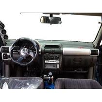 Kit Painel Aço Escovado Painelkit Chevrolet Corsa 94/2001