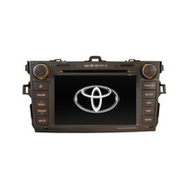 Central Kit Multimidia Toyota Corolla (09-14) Caska