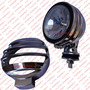 Farol Off Road Milhas 5 C/ Grade Jeep Buggy Triciclo Pick Up