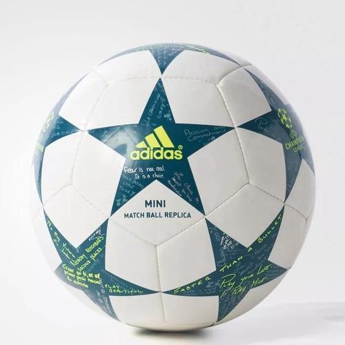 Mini Bola adidas Final Champions Finale 16 League Ap0380 50b5c2e2fe9e5