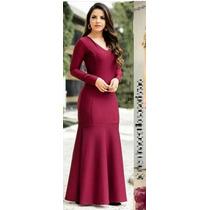 52b544603 Busca vestido de festa longo com os melhores preços do Brasil ...