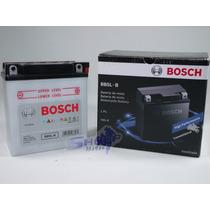Bateria De Moto Bosch Yamaha Crypton 115 2010 Até 2013 Bb5l