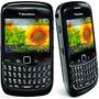 Smartphone Blackberry Curve 8520 Desbloqueado Novo Nf