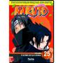 Dvd Naruto Volume 25 - O Último Do Clã Uchiha