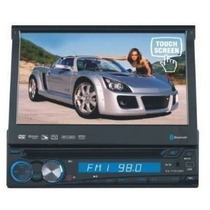 Dvd Tela Retratil 7pol Roadstar Rs-7755bt Bluetooth/tv/usb