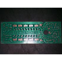 Kit2 Placas De Fibra Amplificador Debunker Phoenix X5 600w