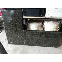 Balcão Mesa Pia Granito Em L Usada Cm 1,40x1,00x0,50