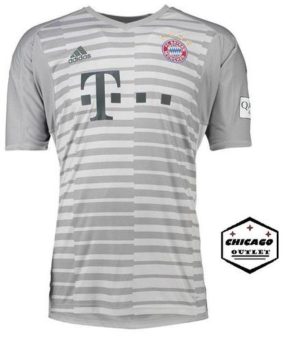 Camisa Bayern De Munique Goleiro 2018 Original +frete Grátis 54bb63b884b02