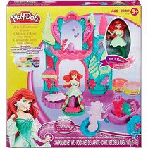 Castelo Da Princesa Ariel Disney Play-doh - Hasbro A7396