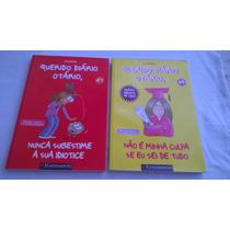 Livro Querido Diário Otário Vol 7 E 8