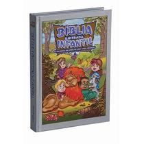 Bíblia Ilustrada Infantil Capa Dura Ed. Geográfica Crianças