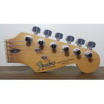 Fender Stratocaster - Porta Chaves Artesanal Personalizado