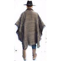 P 25 Pala Artesanal Feito Em Lã De Ovelha Poncho Rodeio