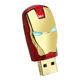 Pen Drive Homem De Ferro 32 Gb Original