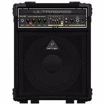 Cubo Amplificador Cont Baixo Behringer Bxl450 Loja Shopmusic