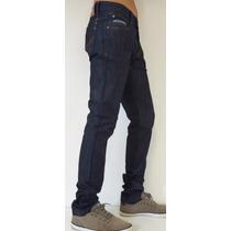 Calça Jeans Masculina Skiny Regata De Brinde