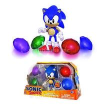 Sonic The Hedgehog - 4 Chaos Esmeraldas - Eletrônico - Game