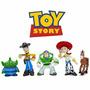 Bonecos Disney De Ação Do Desenho Toy Store 3 Buzz , Woody..