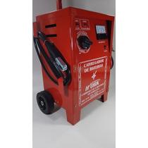 Carregadorde Bateria De Caminhão Trator 12v 100amp Xcb-50