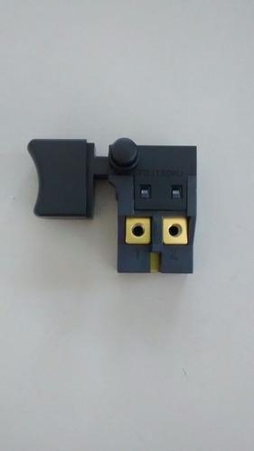 Interruptor Makita Sgl206cdy Serra Marmore Mcc400 127 V