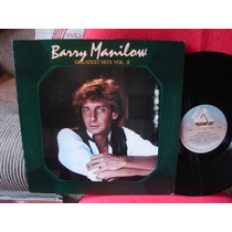 Lp-barry Manillow-greatest Hits Vol.2-excelente Novo