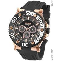 Relógio Magnum Cronógrafo Ma32121p Original