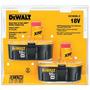 Dewalt Dc9096-2 18-volt Xrp (tm) Baterias, 2 Pk