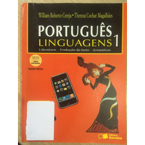 Português Linguagens 1 -william Roberto Cereja, Thereza Coch