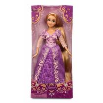 Boneca Rapunzel Tangled Enrolados Disney Store Princesas