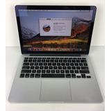 Macbook Pro 2015 Retina I5 8gb 256ssd + Carregador Garantia