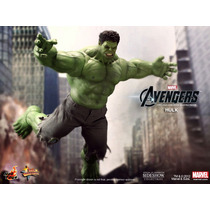 Hot Toys The Avengers Hulk Dr Bruce Banner Vingadores