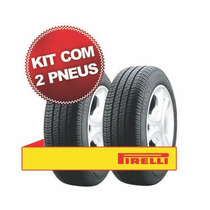 Kit Pneu Pirelli 175/65r14 P400 82t 2 Un - Sh Pneus