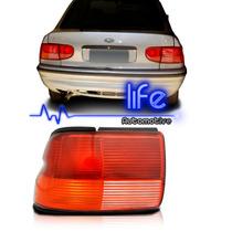 Lanterna Traseira Escort Zetec Hatch 97 98 99 2000 01 02 04