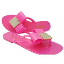 Sandália Melissa Harmonic Ii Pink