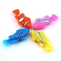 Robo Fish Peixe E Tubarão Pronta Entrega