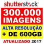 Banco De Imagens Shutterstock + Bônus - Entrega Via Downlo